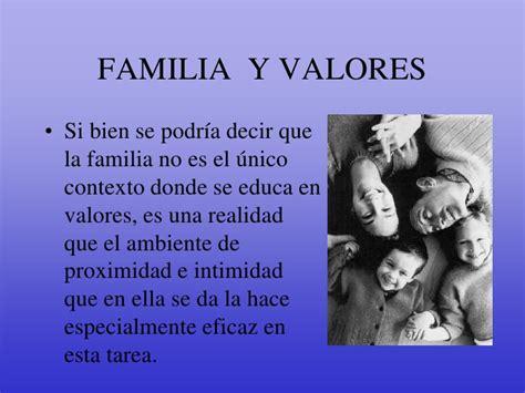 imagenes que extrañas a tu familia la familia y valores