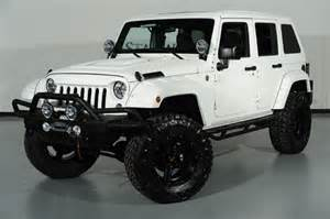 2015 jeep wrangler lifted fastback hardtop ebay