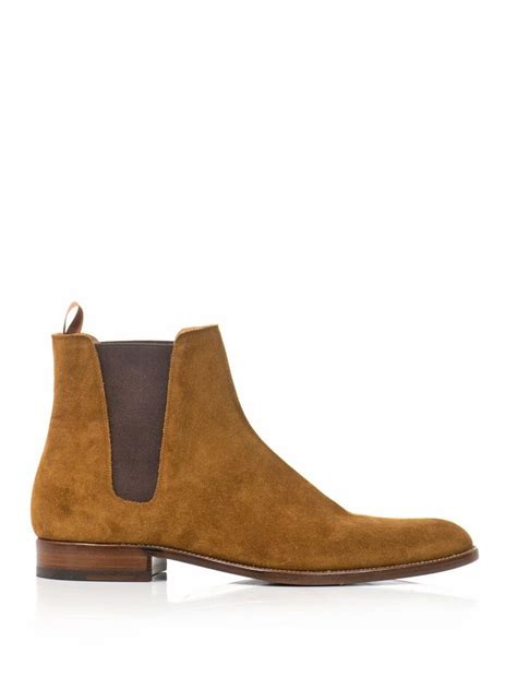 1000 ideas about suede chelsea boots on black