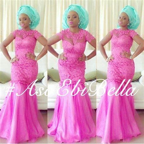 latest nigeria style asoebi nigerian wedding aso ebi styles hairstylegalleries com