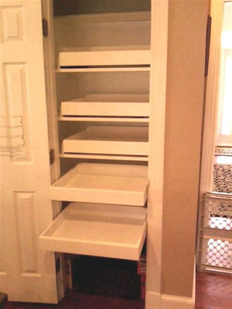 Pantry With Drawers by Pantry Drawers By Petvet Lumberjocks Woodworking