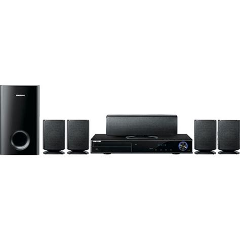 Samsung Home Theater 5 1ch Ht E453hk Samsung Ht Z310t 5 1 Channel Home Theater System Ht Z310t B H