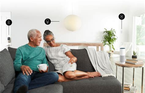 home safety and comfort how technology is redefining the lives of seniors age