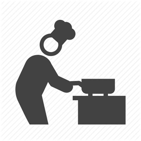 Kitchen Icon by Cook Cooking Family Food Healthy Home Kitchen Icon