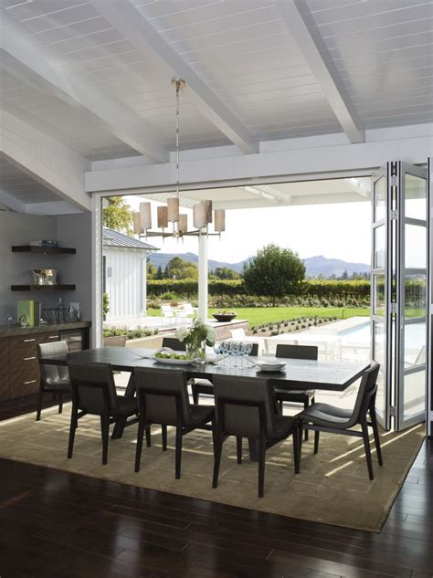 modern house wines california wine country weekend retreat remodel design by
