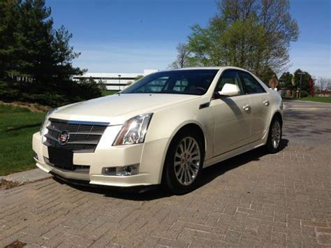 automobile air conditioning service 2011 cadillac cts parking system sell used 2011 cadillac cts premium sedan 4 door 3 6l in dearborn michigan united states
