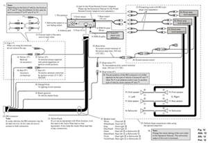 wiring diagram for pioneer deh 15ub images