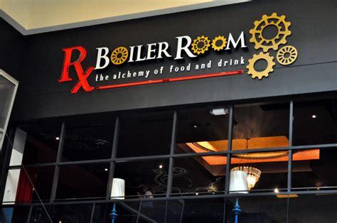 rx boiler room las vegas nv
