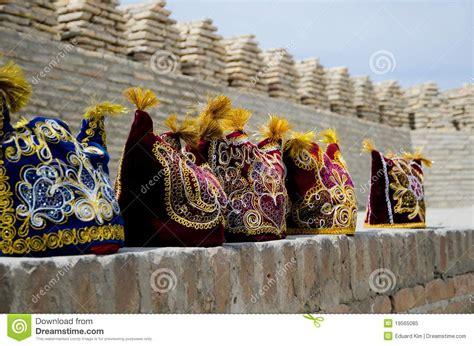 uzbek national cap royalty free stock photos image 23171058 uzbek national headdresses royalty free stock photo