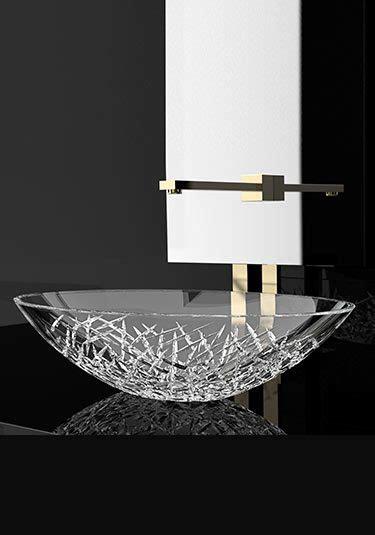 bathroom glass basins luxury glass basin designer glass sinks livinghouse