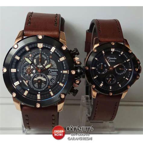 Jam Tangan Alexandre Christie Pasangan jam tangan pasangan alexandre christie ac6416 original