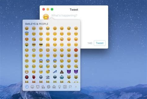 tutorial emoji keyboard os x 10 11 el capitan follow these simple instructions for
