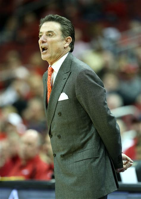 Coach L Louisville Ky by Rick Pitino Pictures State V Louisville Zimbio