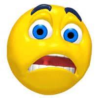 imagenes de emoji asustado asustado din aleon