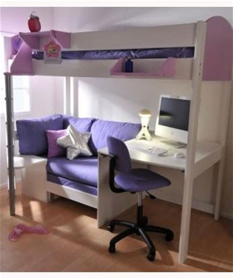 High Sleeper With Sofa Bed Pull Out Desk by Sofa Beds Stompa High Sleeper Sofa Bed Pull Out Desk Storage