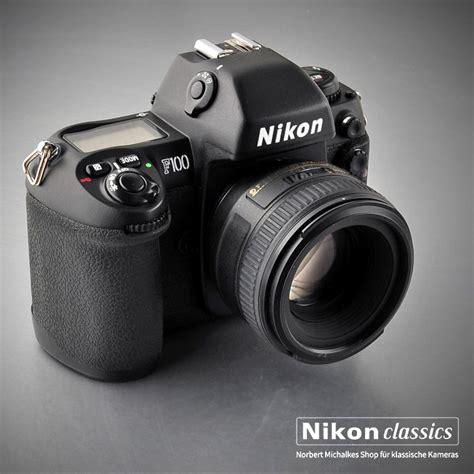 Kamera Nikon F100 nikon f100 die digitale analogkamera