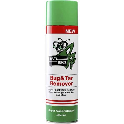 Tar And Bug Remover bar s bugs bug and tar remover car cleaning mitre 10
