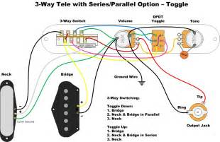 lace sensor series parallel question telecaster guitar forum