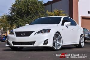 06 Lexus Is250 Vossen Cv3 Wheels On 06 Lexus Is250 W Specs Wheels
