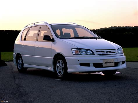 toyota and ipsum and 1996 and wiring and diagram