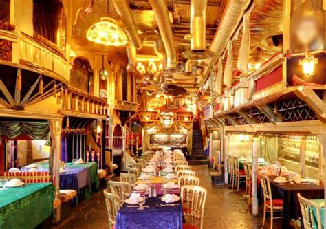 top bar restaurants in london best quirky restaurants in london