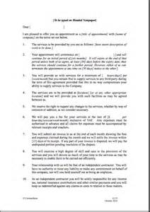 self employment contract template best photos of self employment contract template self