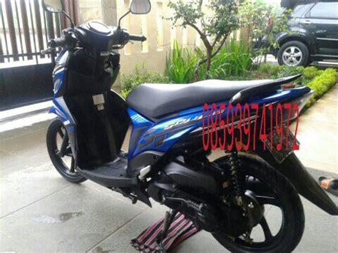Motor Yamaha Mio Soul Gt 2014 yamaha mio soul gt 2014 gress jual motor yamaha mio soul