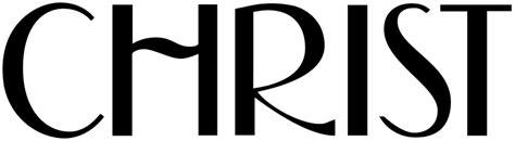 filechrist logosvg wikimedia commons