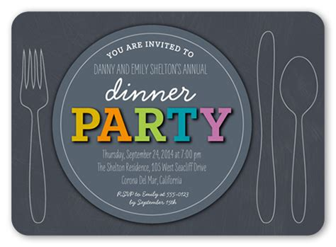 Grey Holiday Invitations Amp Holiday Party Invitations