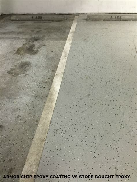 Armor Garage Floor Epoxy Coatings & Epoxy Floor Kits
