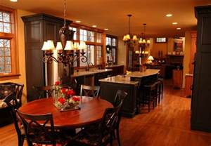 kitchen designed for entertaining begins with open floor plan plans homes nice modular
