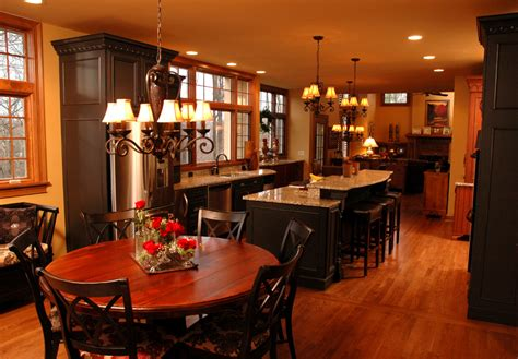 open kitchen dining room floor plans 9 kitchen design ideas for entertaining