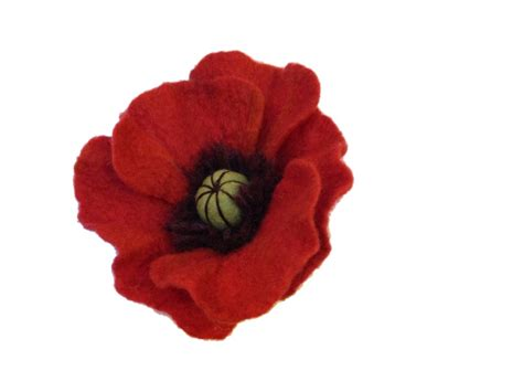 pattern for felt poppy how to make a felted poppy hobbycraft blog