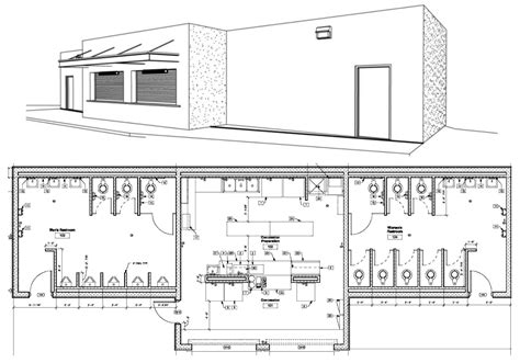 concession stand floor plans 2013