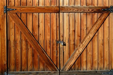 barn wood door free photo barn door farm wood wooden free image on