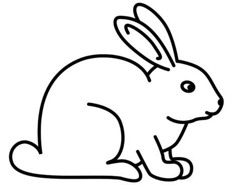Boneka Kelinci Berdiri 10 gambar sketsa kelinci terbagus dan mudah gambar mania