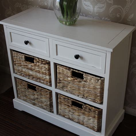 wicker storage drawers chateau range ivory wicker storage unit two drawer