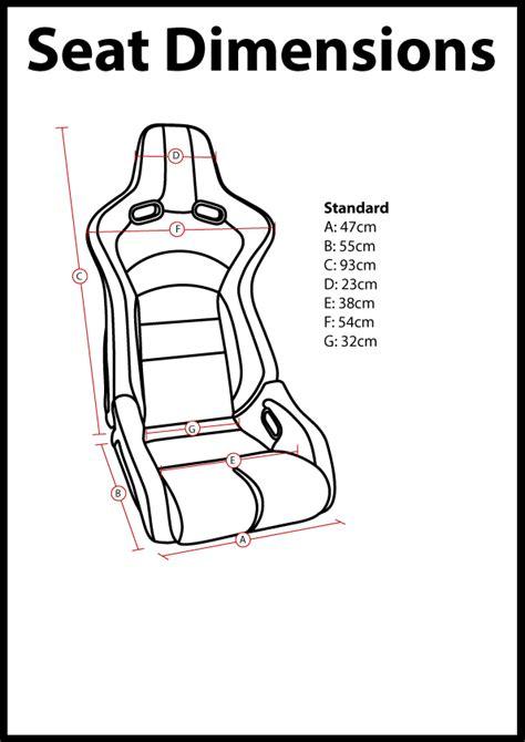 corbeau sport seat dimensions corbeau sportline rrb reclining sport seat corbeau seats