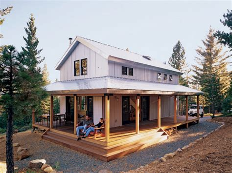 rustic cabin plans small cabin plans with wrap around