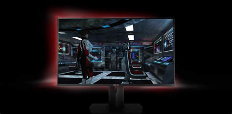 Monitor Gaming Asus asus rog pg278q uae dubai gaming monitor