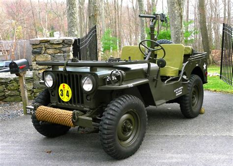 1952 Jeep Willys 1952 Jeep Willys M38 Jeeps For Sale Jeep