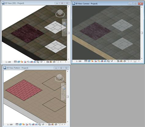 tile pattern in revit bathroom floor and wall tiles autodesk community