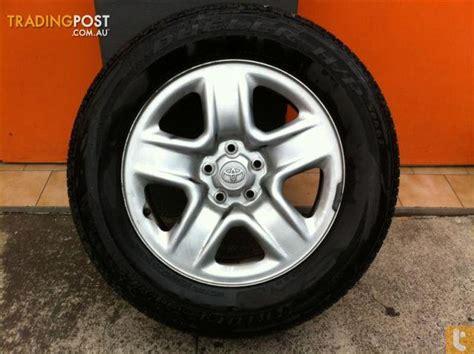 toyota rav4 17 inch alloy wheels toyota rav 4 my08 17 inch factory steel wheels for sale in