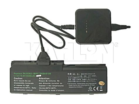 stand alone laptop battery charger n a battery charger external standalone unit for toshiba