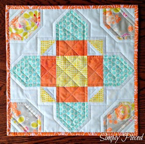 Celtic Cross Quilt Pattern by Celtic Cross Mini Quilt For Your Wall Or Table Quilting