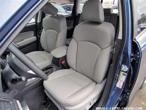Subaru Forester Leather Interior by 2014 Subaru Forester Interior Photos