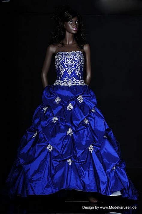 hochzeitskleid in blau brautkleider blau
