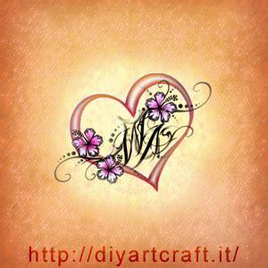 tatuaggi lettere stilizzate 11 romantici da fare in coppia hibiscus and