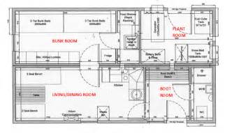 Caboose Interior Layout by Architecture Interior Diagram