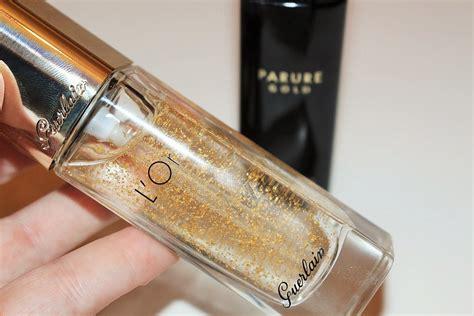 Guerlain L Or Radiance Primer guerlain parure gold foundation l or primer 2015 really ree